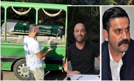 Ardahanlılar Dernek Başkanı İnan Aktürk Ve Oktay Demir Toprağa Verildi