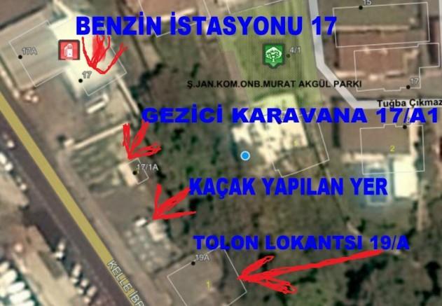 Beykoz belediyesi 17/A neresi yoksa bu kapı numarası sahte mi açıklama bekliyoruz