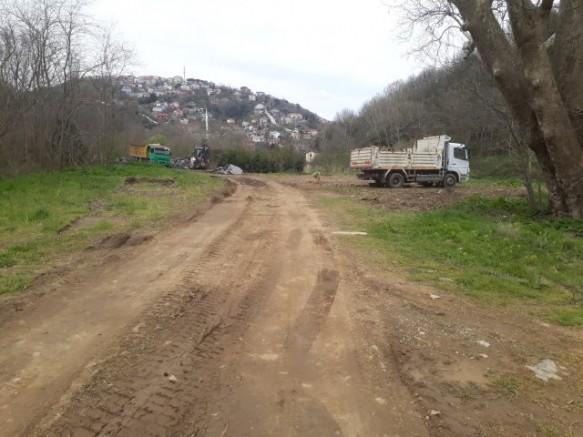 Beykoz belediyesi bir burası eksikti