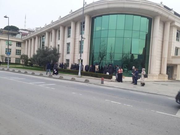 Beykoz belediyesi nerde sosyal mesafe nerde HES sorgulaması