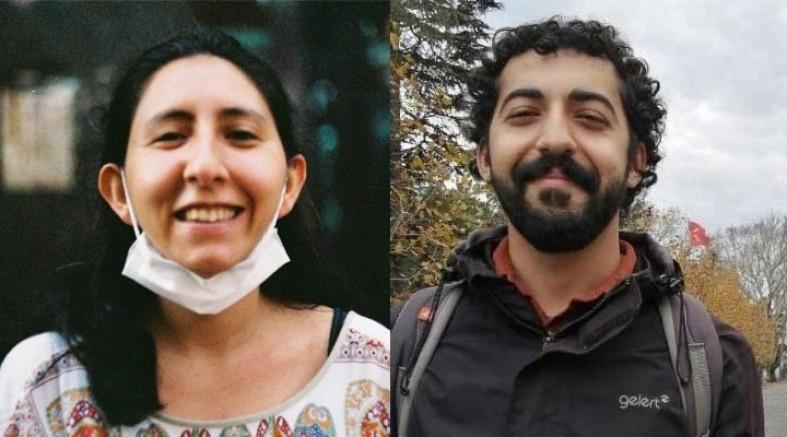 FLAŞ HABER Boğaziçi direnişi: Şilan Delipalta ve Anıl Akyüz hakkında tahliye kararı