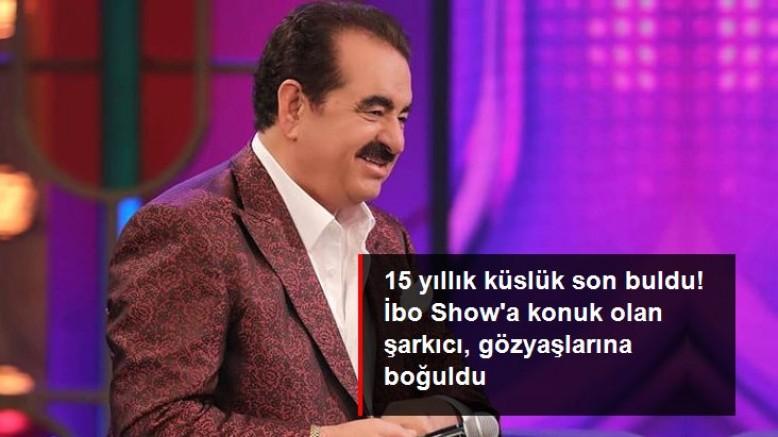 İbo Show'un 10. bölüm fragmanı yayınlandı! 15 yıldır İbrahim Tatlıses ile küs olan Ebru Yaşar programa geliyor