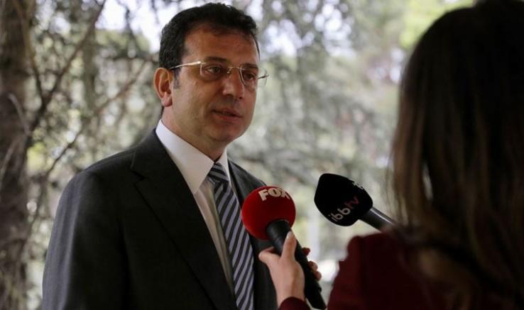 İmamoğlu, AKP döneminde saraya tahsis edilen araçlarla ilgili konuştu