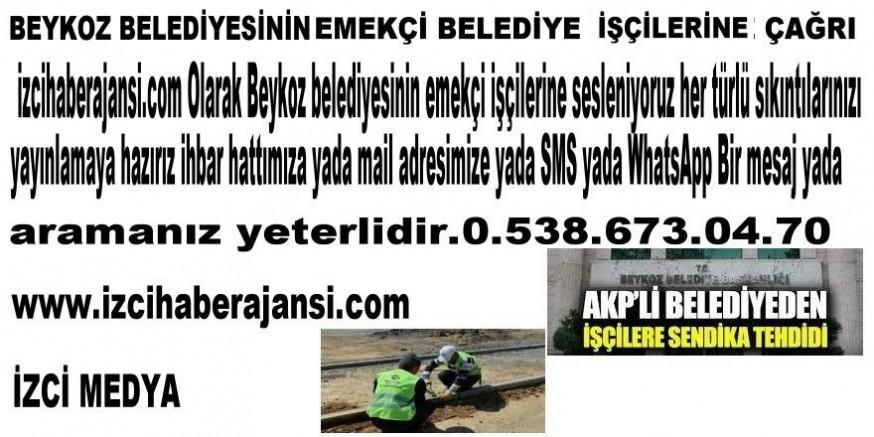 izcihaberajansi.com ÇAĞRI