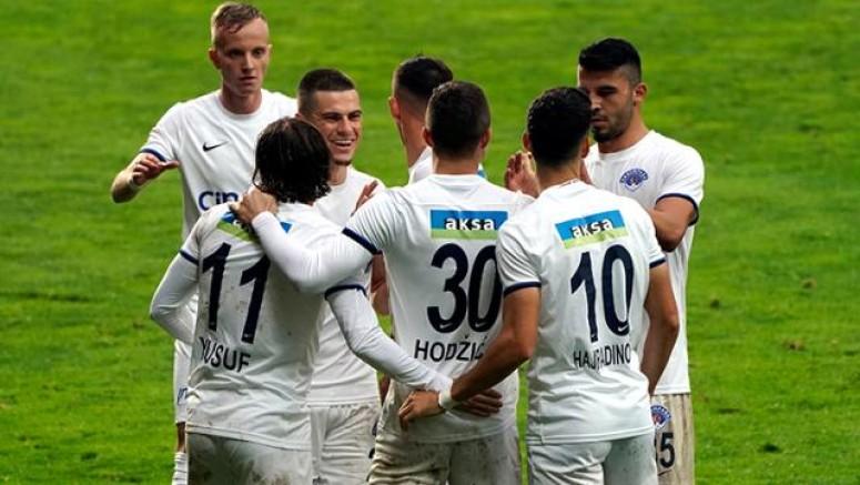 Kasımpaşa'da 7 futbolcunun koronavirüs testi pozitif çıktı