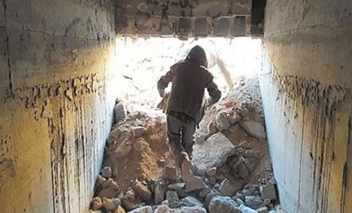Meksikalı uyuşturucu baronun ''sevkiyat tüneli'' keşfedildi