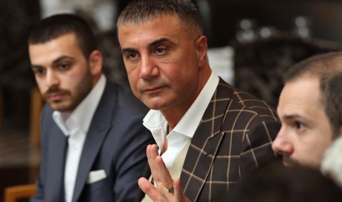 SON DAKİKA Sedat Peker, Kuzey Makedonya Cumhuriyeti'nden sınır dışı edildi