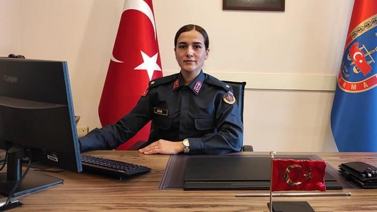SON DAKİKA Çocukluk hayalinin peşinden koştu, İstanbul'un ilk kadın jandarma karakol komutanı oldu