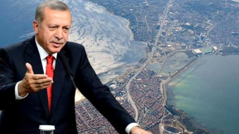 SON DAKİKA Cumhurbaşkanı Erdoğan: Kanal İstanbul'un teknik çalışması tamamlandı; onlara rağmen, inadına yapacağız