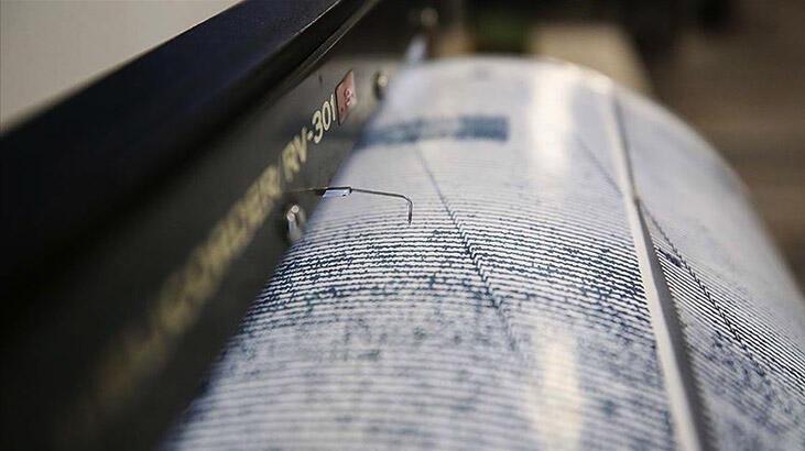 Son dakika: Ege Denizi'nde depremler!