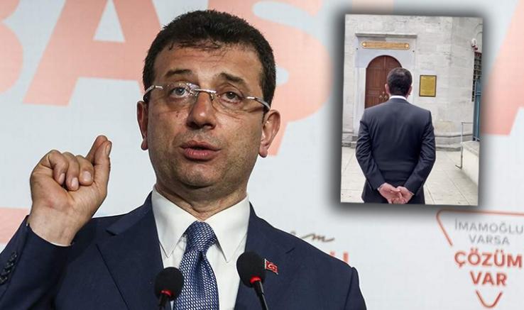 SON DAKİKA İçişleri Bakanlığı'ndan Ekrem İmamoğlu açıklaması