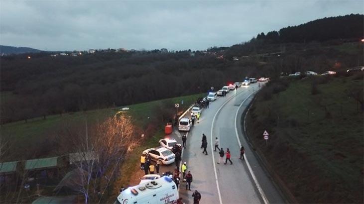 Son dakika! İstanbul'da helikopter düştü iddiası: Valilik açıkladı