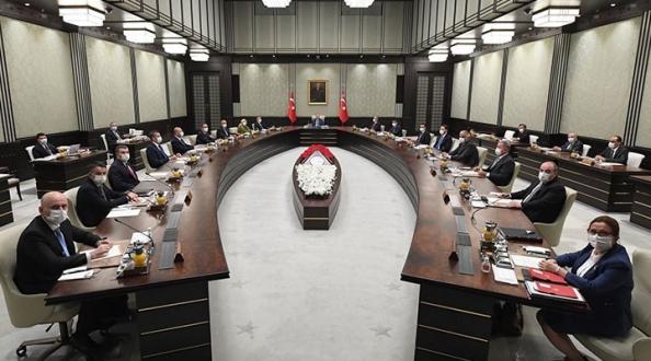 SON GELİŞME Kabine 'yeni tedbir kararları' gündemiyle toplandı: Masada 13 madde var