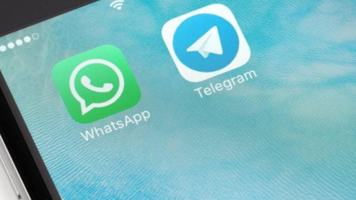 Whatsapp'ın sözleşme inadı Telegram'a yaradı! İşte bölge bölge katılım oranları