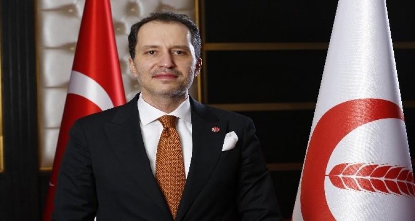 Yeniden Refah lideri Erbakan'dan Kurban Bayramı mesajı